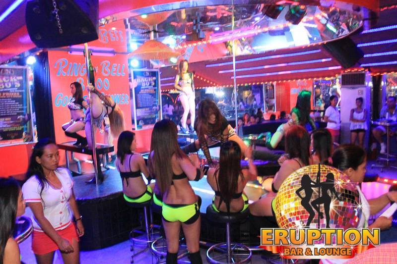 Eruptions - Bars in Angeles City Philippines, Bar and ...